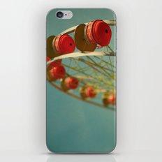 Grande Roue iPhone & iPod Skin