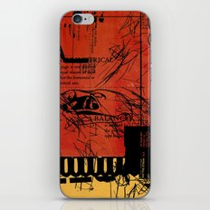 ANALOG ZINE / BETTER GIT IT IN YOUR SOUL iPhone & iPod Skin