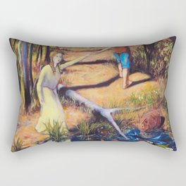 Hansel and Gretel Rectangular Pillow