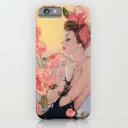 Dreaming Rose  iPhone Case
