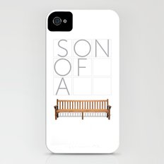 Son of a bench. Slim Case iPhone (4, 4s)