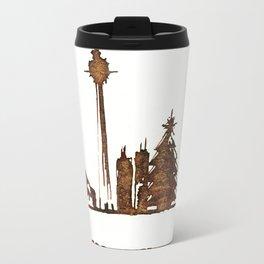 Merry ChrisTOmas Travel Mug