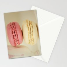 raspberry and coconut Stationery Cards
