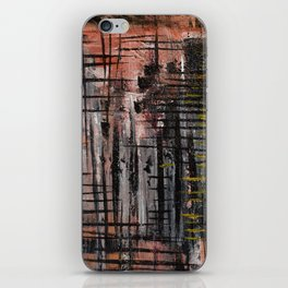 Abstract Lines iPhone Skin