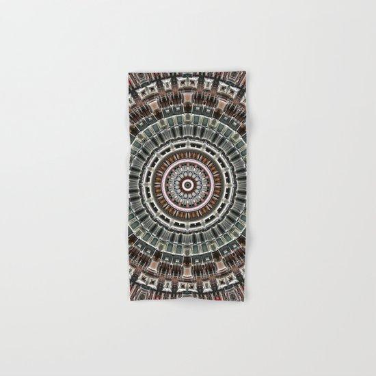 Fan of Geometry Hand & Bath Towel