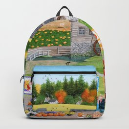 Bountiful Harvest Backpack