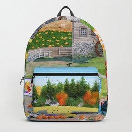 Bountiful Harvest Backpack