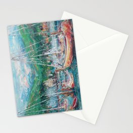 Murray Docks Stationery Cards