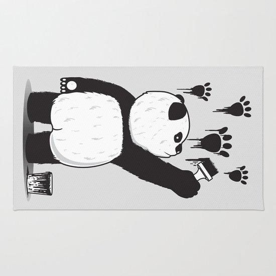 Pandalism Rug