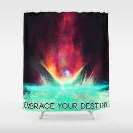 Final Fantasy VII - Destiny Shower Curtain
