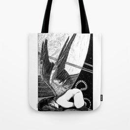 asc 638 - L'ange incarné (The earhtly angel) Tote Bag