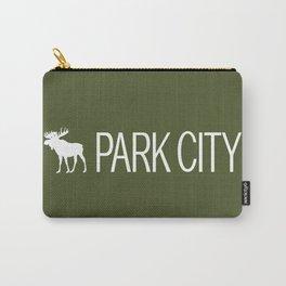 Utah: Park City Moose Carry-All Pouch