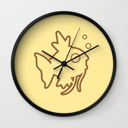 Magicarp Wall Clock