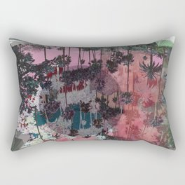 Untitled.58 || Old Hollywood Series || Rectangular Pillow
