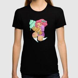 Mint Ice-Cream Love T-shirt