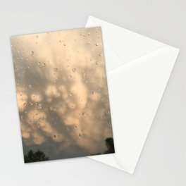 Stormy Clouds - Mammatus Stationery Cards
