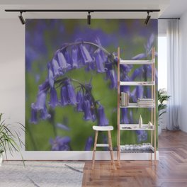 Bluebell Arch Wall Mural