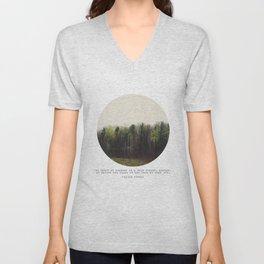 Dark Forest Unisex V-Neck