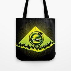 Mind's Eye Tote Bag