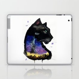 Galaxy Panther Laptop & iPad Skin