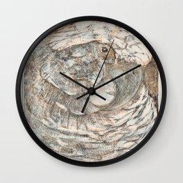 Theo van Hoytema - Kop van een papegaai Wall Clock