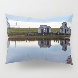 Wood Islands Provincial Park and Lighthouse Pillow Sham
