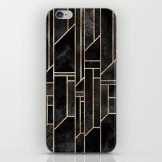 Black Skies iPhone Skin