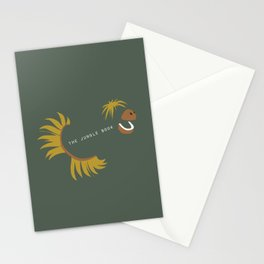 The Jungle Book - Alternative Movie Poster Stationery Cards