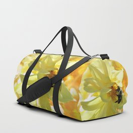 Busy Bumble Bee Duffle Bag