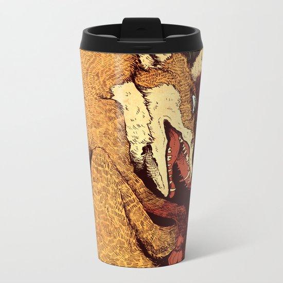 Spring Morning Metal Travel Mug