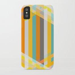 DecoStripe iPhone Case