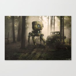 matte painting canvas prints society6