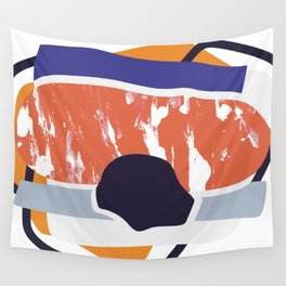Roundabout Wall Tapestry