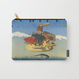 Vintage poster - Chile Carry-All Pouch