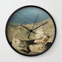 """Not A """"Cairn"""" The World Wall Clock"""