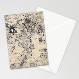 Energy Earth Stationery Cards