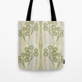 Branch Leaf Tote Bag