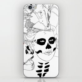 Voodoo Chille  iPhone Skin