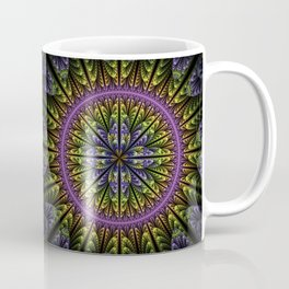 fantasy flower and petals II Coffee Mug