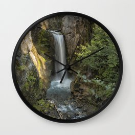 Christine Falls Wall Clock