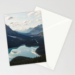 Peyto Lake Stationery Cards