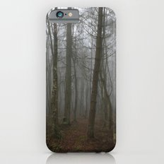 Foggy Woods Slim Case iPhone 6s