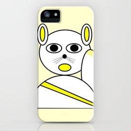 Maneki neko golden version. iPhone Case