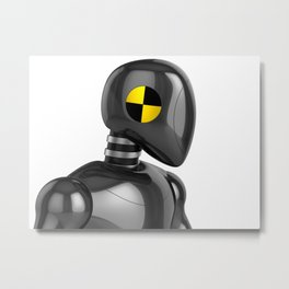 The Dummy Load Logo Metal Print