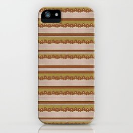 Daisy Chain Knit iPhone Case