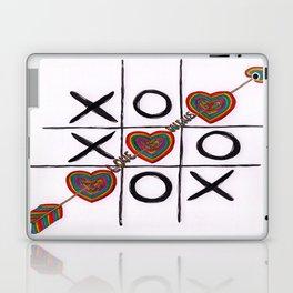 Love Wins Drawing Laptop & iPad Skin