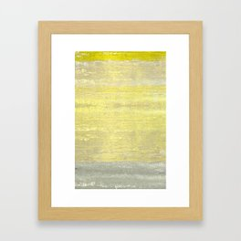 Excitement Framed Art Print