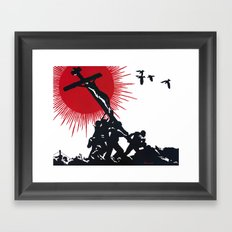 Patibulum Framed Art Print