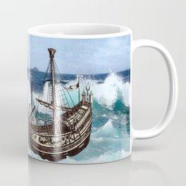 Sea Fever Coffee Mug