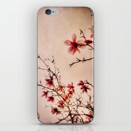 Blossoming Tree iPhone Skin